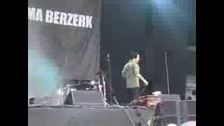Apoptygma Berzerk  - Something I Should Know Live@ Mera Luna Festival 2013 Hildesheim