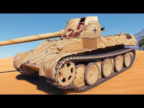 Skorpion G - DAMAGE DEALER - World of Tanks Gameplay