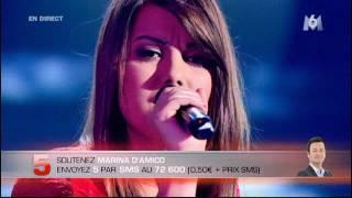 X Factor  Marina D'amico : Hijo de la luna