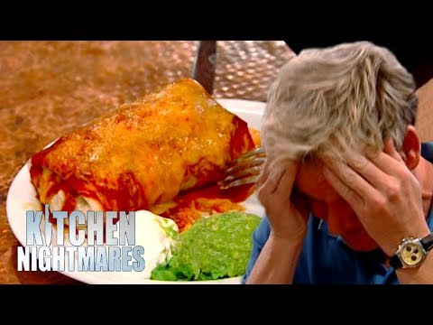 Honest Waiter Warns Ramsay of the Terrible Food | Kitchen Nightmares