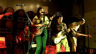 Lucy Dacus [troublemaker Doppelganger 1] Hardywood Park Craft Brewery 11 13 2015