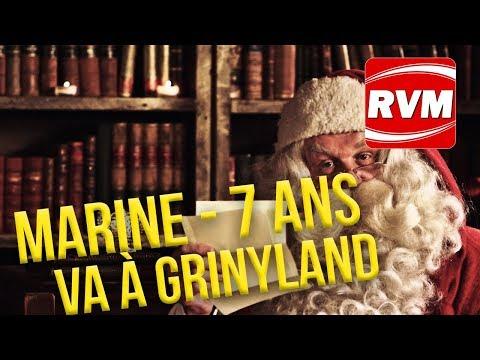MARINE 7 ANS VA À GRINYLAND !