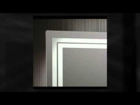 Badezimmerspiegel mit Licht maßgefertigt