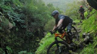 Discovering the Mountain Bike Scene In Madeira with Nikon Keymission 360