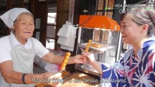 Ian Tsang a resident of Hida Takayama a small traditional city nestled
