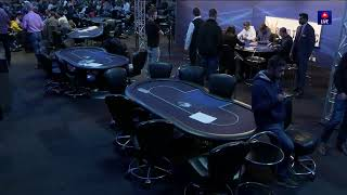 Moneymaker Tour at Aspers Casino, London - Day 2