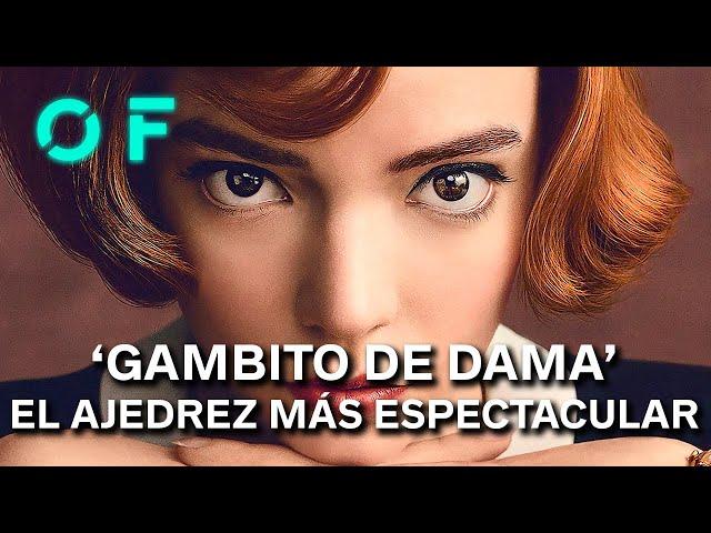 Así convierte 'GAMBITO DE DAMA' el ajedrez en el ESPECTÁCULO DEFINITIVO