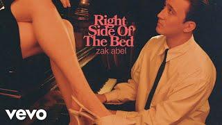 Kadr z teledysku Right Side Of The Bed tekst piosenki Zak Abel