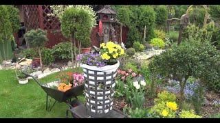 Garden Projects (1) 🍓Sadzenie Truskawek W Koszu Na Pranie🍓 Laundry Basket Turned Strawberry Planter🍓