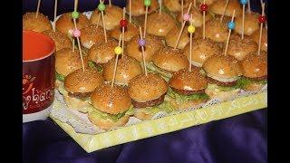 Mini Food McDonalds Burger ميني برغر مذاق لايقاوم