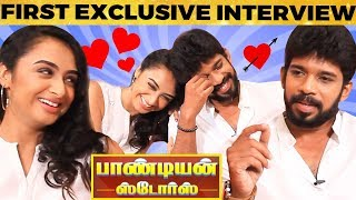 Real Life Love Story of Pandian Stores Kathir & Suhasini 💕 - Unknown Secrets Behind Marriage!