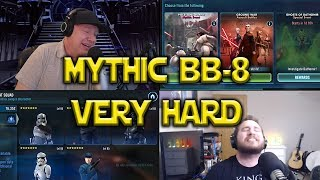 Star Wars: Galaxy Of Heroes - Mythic BB-8 Event - Very Hard