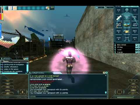 Lets Play Anarchy Online 18
