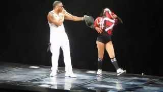 Nelly - Billie Jean / Grillz - Live - Toronto