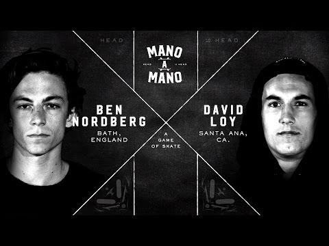 Mano A Mano Round 1: Ben Nordberg vs. David Loy