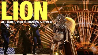 The Masked Singer Lion: All Clues, Performances & Reveal
