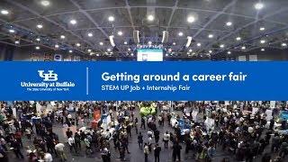 STEM UP Job + Internship Fair
