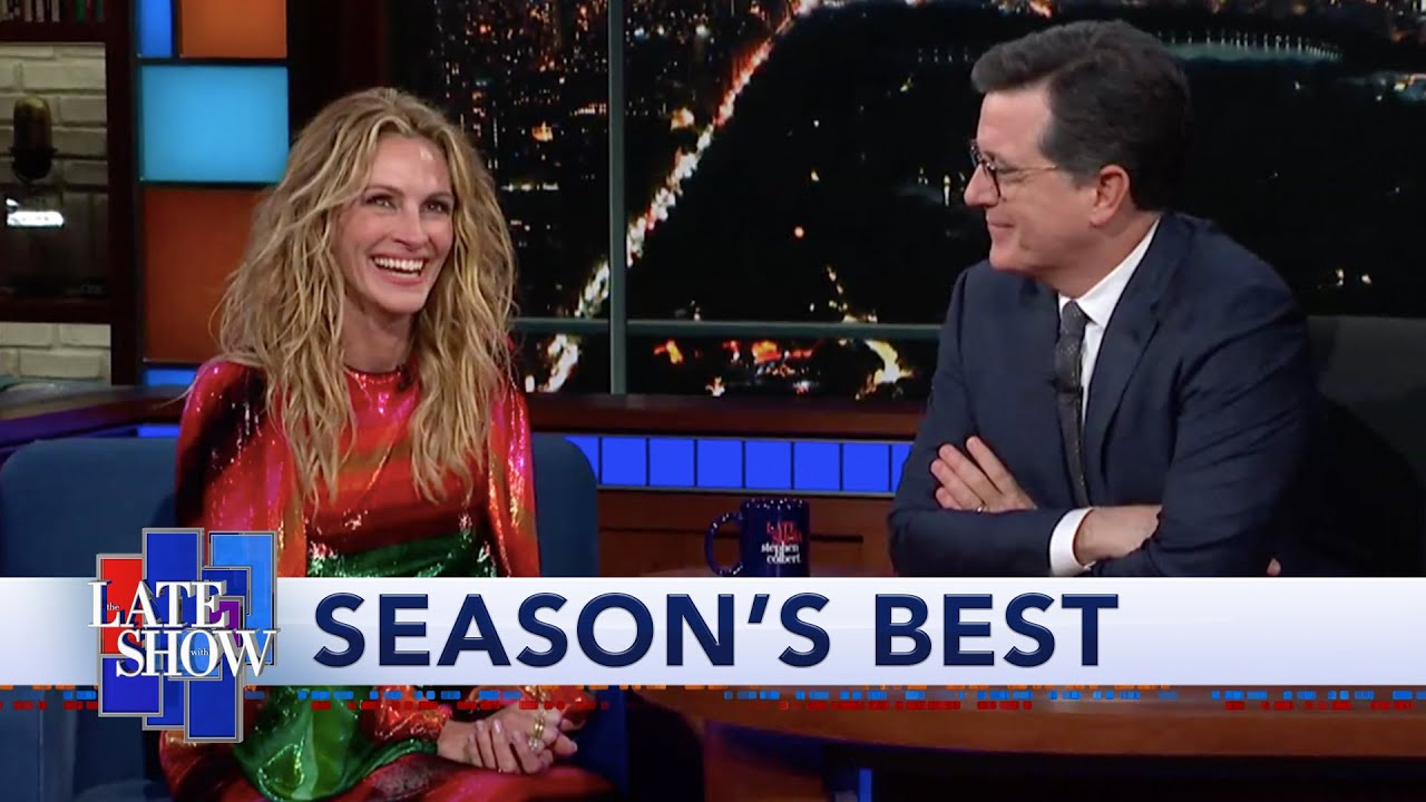 Famous Faces: Best Of The Late Show, Season Four thumbnail