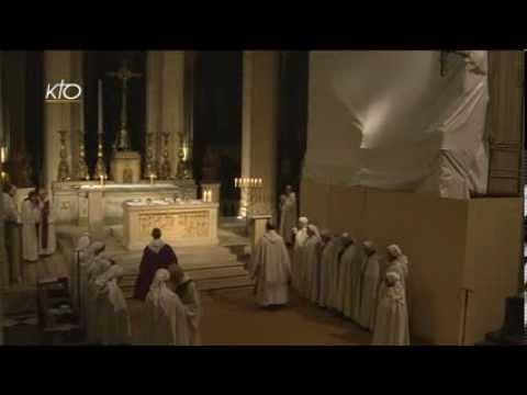 Vêpres et Eucharistie du 8 mars 2014