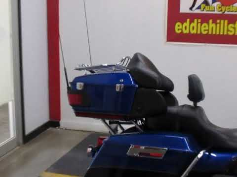 2010 Harley-Davidson Electra Glide® Ultra Limited in Wichita Falls, Texas - Video 1