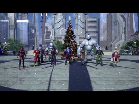 Ship of Heroes 2018 Holiday Invasion and Infusions