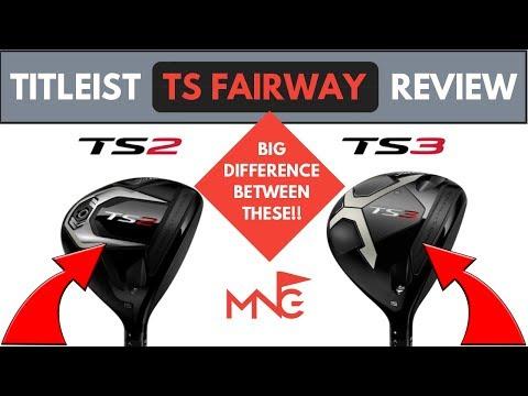Titleist TS2 & TS3 Fairway Wood Review