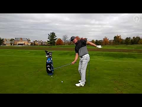 Maintain Spine Angle in Your Full Swing
