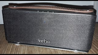 Veho VSS-012 M6 Bluetoothlautsprecher | Review