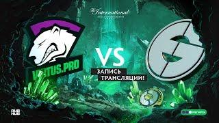 Virtus.pro vs EG, The International 2018, Playoff, game 1