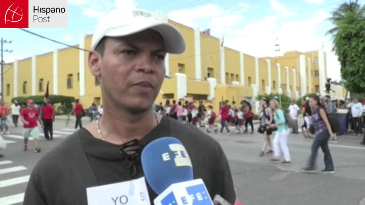 Restos mortales de Fidel Castro llegan a Santiago de Cuba