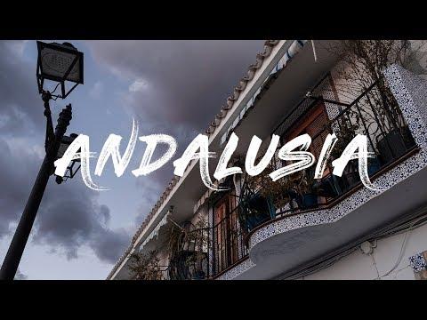 Andalusia #PROSTĚPRYČ