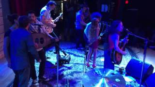 "Ani DiFranco ""Which Side Are You On"" Live– Petah's Debut"