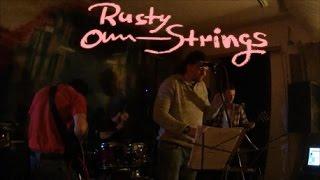 Video Rusty Strings - Dýchám život (live 1.4.2017)