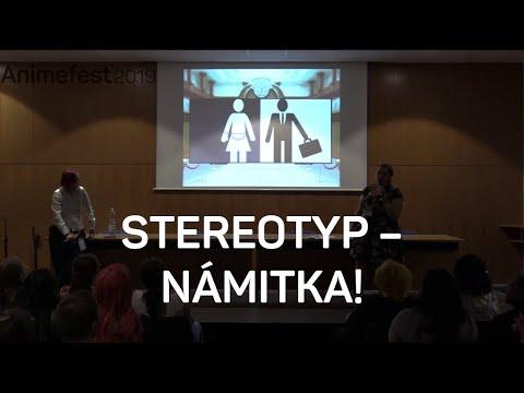 Stereotyp – NÁMITKA!