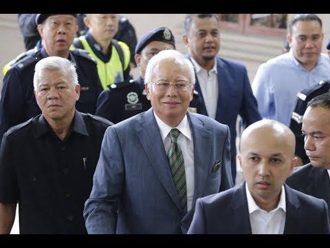 #KualaLumpur Laporan terkini berkaitan Datuk Seri Najib Razak