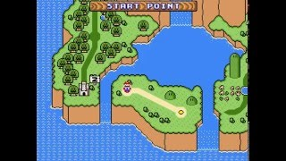 Super Mario Flash 3 Walkthrough (Part 1)