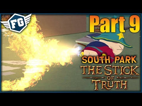 MSTÍCÍ SE POTRATY - South Park: The Stick of Truth #9