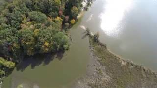 Fones Cliffs Drone footage