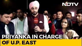 Can Priyanka Gandhi Vadra Salvage Congress In UP?