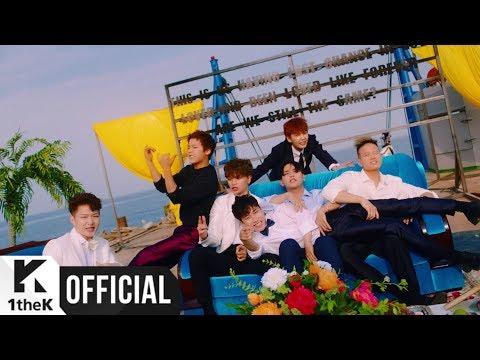 BTOB demuestra que es un grupo formado por 7 vocalistas y 7