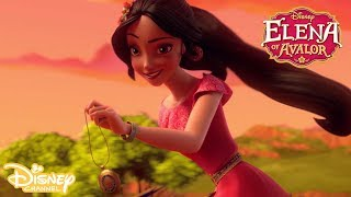Elena Of Avalor | Scepter Training With Zuzo: Don't Be Our Guest | Disney Arabia