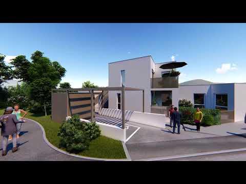 Quartier O2 tranche 4, immobilier neuf à Besançon, video 4