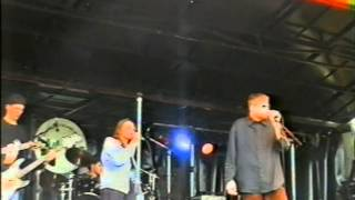 preview picture of video 'Indians don`t cry Borken konzert auschnit 1995'