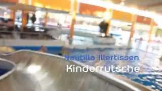 preview picture of video 'Nautilla Illertissen - Kinderrutsche Onride'
