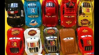 Мультики про Машинки Молния Маквин Тачки 3 Музей Маккуина Lightning McQueen Cars 3