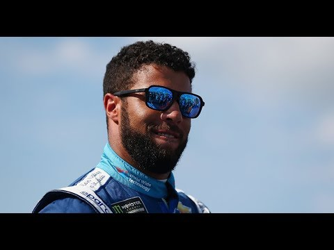 Bubba Wallace: 'I think about winning all the time'