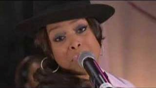 """Chrisette MIchele performing """"If I Have My Way"""" for New Look"""