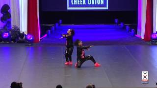 Team Japan [Hip Hop Doubles] - 2015 ICU World Cheerleading Championships
