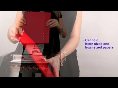Dobladora de papel Martin Yale 1501 AutoFolder