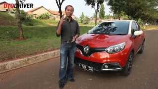 Renault Captur 2015 Review Indonesia - OtoDriver.com
